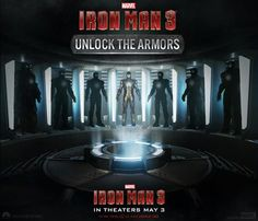 New Iron Man 3 Armors have been revealed - IGN