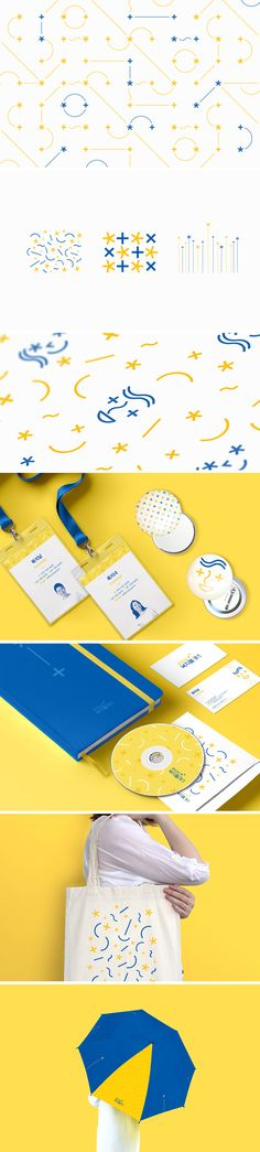 Graphic Design - Institutional identity inspiration - Event