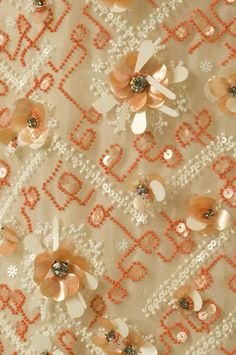 Emboidery from the 1960s.