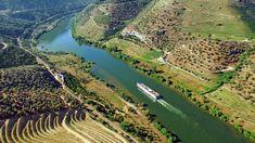 Portugals Norden ist vielfältig: Es gibt mutige Brückenspringer und hat das älteste geschützte Weinanbaugebiet der Welt. Portugal, Videos, Golf Courses, Religion, River, Outdoor, Pool Chairs, Adventure, People