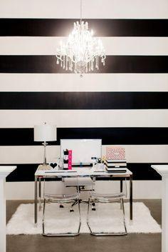 Más de 15 impresionantes ideas blanco y negro Decoración del hogar. la…