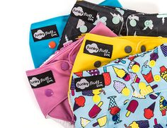 WIN: Funky Fluff One Size Cloth Nappy