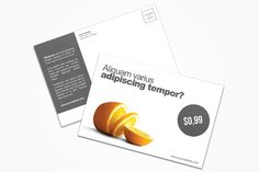Product Postcard by printdesignbundle on Creative Market