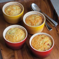 These cauliflower soufflés, which rely on a simple base of cottage cheese and whisked eggs, are nearly foolproof.
