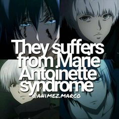 "3,488 Likes, 308 Comments - ^m/w my family || anime facts (@animez.marco) on Instagram: ""'s fact by -Whoknow Anime: Licht; Servamp Kaneki; Tokyo Ghoul Follow ─ ˚̩⁎ @animez.marco for more!…"""