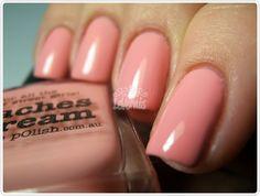 piCture pOlish - Peaches n' Cream