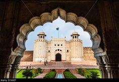 Alamgiri Gate, Lahore Fort, Lahore, Pakistan © dbimages / Alamy