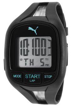 Puma Watches Men's Black Rubber Digital Dial PU911141001,    #Puma,    #PU911141001,    #Sport