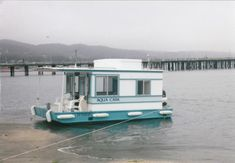 it's a trailer AND a boat! you can camp on land or on water and you can build it yourself