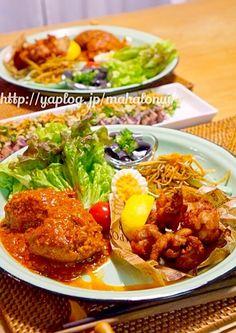 もう、ワンプレートブログにどんどん近づいています 身近に買える食器が大好きで、憧れてたミントグリーンの琺瑯風のお皿に大満足 お子様ランチは大人の物よ(๑⁼̴̀д⁼̴́๑)っとばかりにワンプレート作ってみました。 - 102件のもぐもぐ - 3COINSのお皿は優秀!大人様ワンプレート! by hico-maru