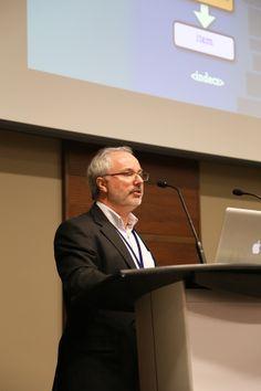 Graham Bell - Tech Forum 2014 - BookNet Canada  (c) Yvonne Bambrick http://www.booknetcanada.ca/technology-forum/