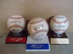 Custom Engraved Baseball Holder Trophy Display Case, Showcase Choice Of Colors