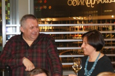 Wino i sery - Nana Cichoń & Gieno Mientkiewicz
