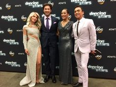 Good morning. See what the @gma co-hosts have to say about last night's #dwts!