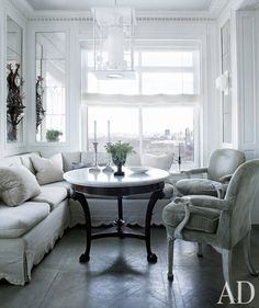 Beautiful Living Room featured in Architectural Digest