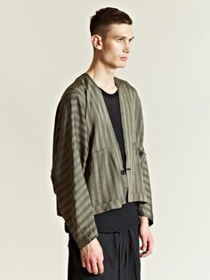 Damir Doma Men's Kimono Sleeve Jacket  So lovely...J'adore Damir Doma