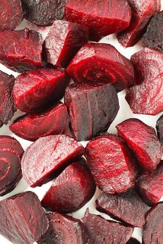 Learn how to cook beets for salads, side dishes, and appetizers using five easy methods - boiling, dry roasting, steaming, steam roasting, as well as cooking beets in the microwave. Also find out how to buy, store, peel, and serve whole beets. #beets #healthy #mealprep #plantbased #realfood #vegan Beet Recipes Healthy, Vegetable Recipes, Vegetarian Recipes, Cooking Recipes, Cooking Games, Cooking Classes, Recipes For Beets, Cooking Videos, Healthy Dishes