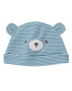 Love this Baby Essentials Gray Bear  Little Brother  Hat   Sock Gift Set -  Infant by Baby Essentials on  zulily!  zulilyfinds  d29274f35e5