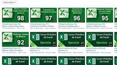 Canales en Youtube para aprender Excel http://wwwhatsnew.com/2015/08/10/3-canales-de-youtube-para-aprender-excel-en-espanol