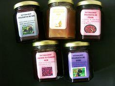 DULCEATA DE PERE/ SOC/ VISINE/MACESE SI COARNE cu pudra de stevie si suc de mere, NOU (10 LEI la NATURALSHOP.breslo.ro)