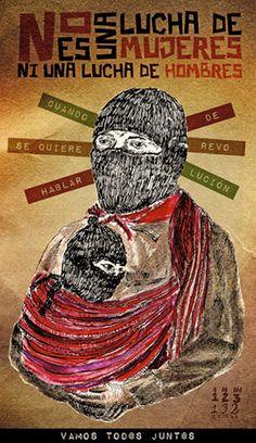 Lecciones de la escuelita zapatista para la emancipación de las mujeres