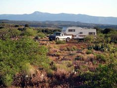Bureau of Land Management and other govt & private boondocking tips