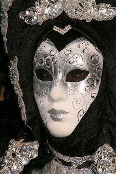 Carnevale de Venezia, Carnaval de Venise, Venice Carnival | por David Pin