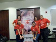 Alums at Volunteer Center of North Texas