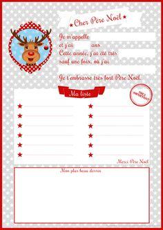 lettre au  père noël, liste de cadeaux (2) ^^ !!                                                                                                                                                                                 More