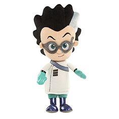 PJ Masks - Mini peluche Romeo Mini Peluche de Roemo, el malo de la serie!!, de tan solo 21 centímetros, para poder llevarlo donde quieras!!!