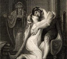 There is no greater story of love and endurance than that of Odyesseus and Penelope.and I love the name Penelope. Romantic Love Stories, Great Love Stories, Love Story, Nephilim Giants, Art Magique, Greek Paintings, Pagan Gods, Ancient Greek Art, Trojan War