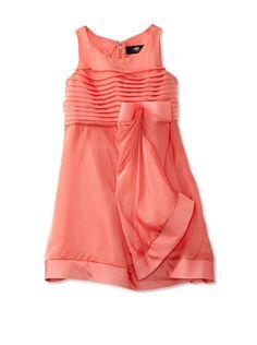 ABS Kids Girl's Organza Bow Dress at MYHABIT