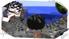 Minecraft Space Astronomy Ep01 - Un Nuovo Inizio Un Pack Che Dici Madonna!!!