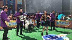 La quinceañera Rubí hace playback en su debut como cantante  #EnElBrasero  http://ift.tt/2prpLz3  #rubíibarra #unnuevodía