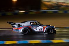 Porsche 911 Carrera RSR Turbo 2.1 (Chassis 911 360 0576 - 2014 Le Mans Classic) High Resolution Image
