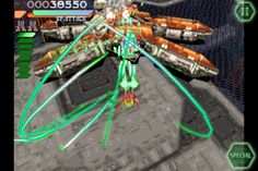 *Two Game Modes: iPhone Mode and Arcade Mode!  -The iPhone Mode provides a new, iPhone-optimized experience with revised difficulty setting, enemy placement, and color schemes. The special TANZMIX mode sound is fresh, too!  -For the hardcore, Arcade Mode is a faithful touch screen recreation of the original arcade game.