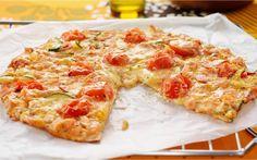 Arkipäivän pizza