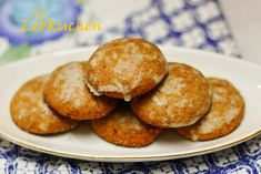 Lebkuchen- A Spice Cookie From Germany  Cookies need not to be always sugary sweet, these could be flavor fully spicy too #spicecookies #Germancookies #Lebkuchen #eggless #gingerbread #foodie #annapurnaz #bloggingmarathon #honigkuchen #soft_chewy Recipe at: annapurnaz.in