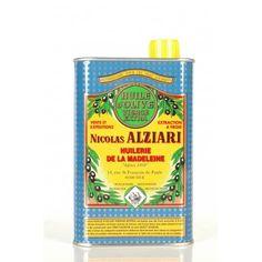 Bidon 1/2L d'huile d'olive fruitée douce