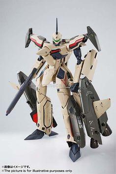 FIGURA DX CHOGOKIN VF-19 ADVANCE Macross Frontier The Movie Sayonara no Tsubasa