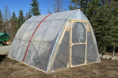 Picture of A Greenhouse for the North