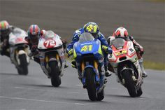 From Vroom Mag... Rain-affected Motegi race leaves Aleix Espargaro 11th with DNF for Maverick Viñales