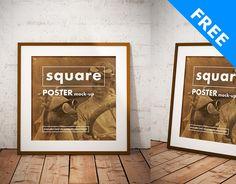 Vedi questo progetto @Behance: \u201cFree square poster mockup\u201d https://www.behance.net/gallery/50263359/Free-square-poster-mockup