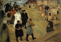 Marc Chagall - The Wedding                              …