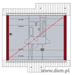 Rzut Mój Dom w Dolinie 2 CE Alaska, Tiny House, Floor Plans, Chart, Arquitetura, Houses, Tiny Houses, Floor Plan Drawing, House Floor Plans