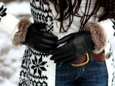 #Simple #Country #Winter #Fashion #Style