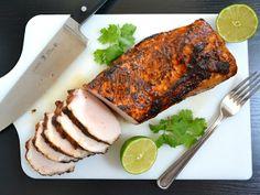 chili lime pork loin - Budget Bytes