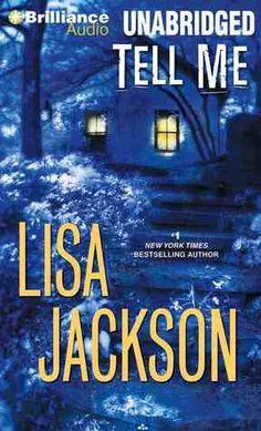 Tell Me (Savannah #3) by Lisa Jackson *available in Audio