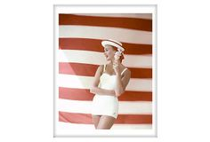 Ice Cream, Swimsuit & Stripes on OneKingsLane.com