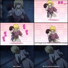 Lol Zeno is so cute! I love Kaya and Zeno together! <3